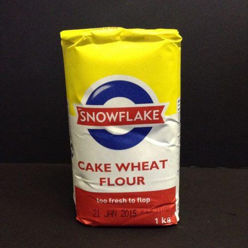 Cake Flour Artinya :   Snowflake Cake Flour   2.5kg